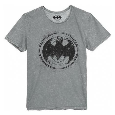 Batman sivé chlapčenskú tričko