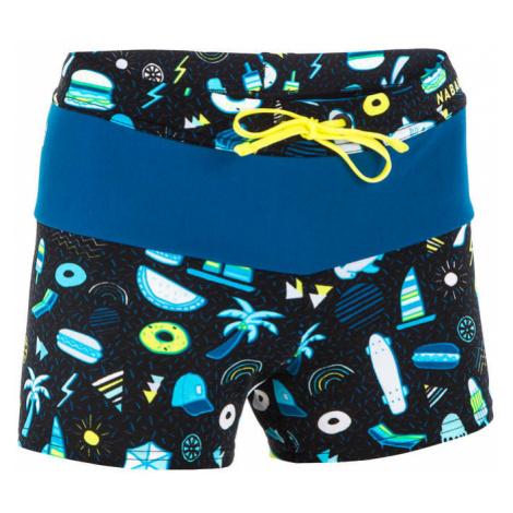 NABAIJI Chlapčenské Boxerkové Plavky
