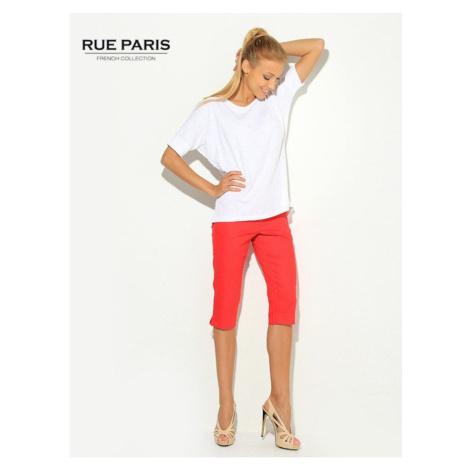 Women´s red capri pants