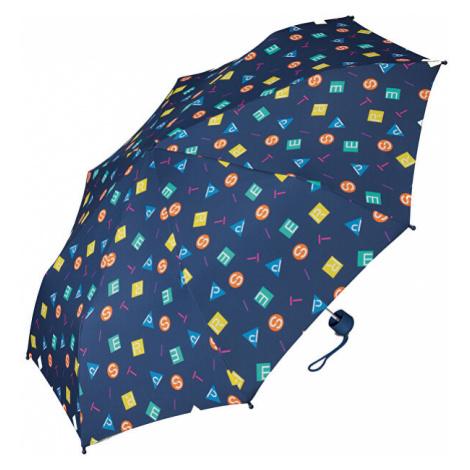 Esprit Detský skladací dáždnik Mini Letters
