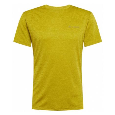 VAUDE Funkčné tričko  olivová