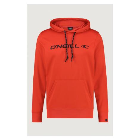 O'NEILL Športová mikina 'Rutile'  oranžová / čierna