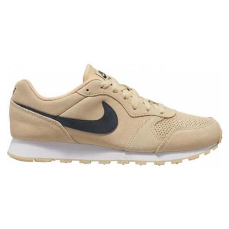 Nike MD RUNNER 2 SUEDE béžová - Pánska voľnočasová obuv