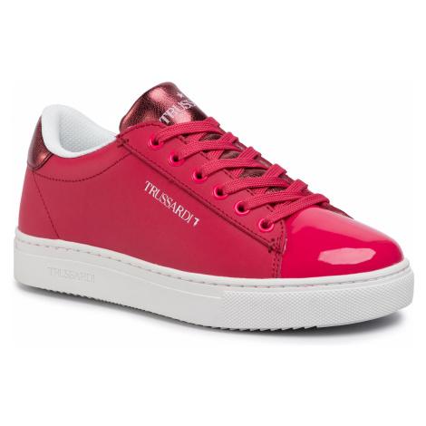 Sneakersy TRUSSARDI JEANS - 79A00478 P200