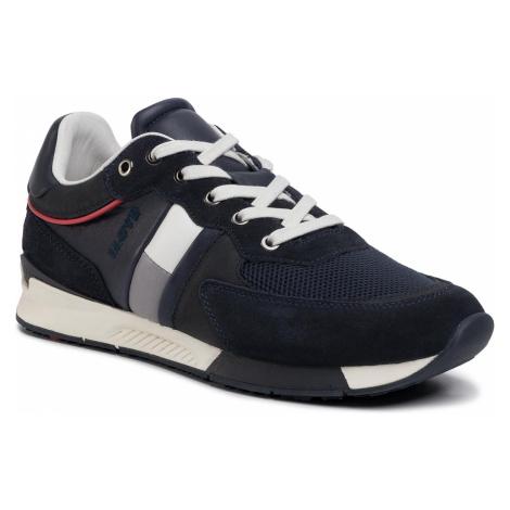 Sneakersy LLOYD - Egan 10-402-18  Navy