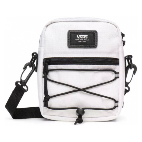 Vans Mn Bail Shoulder Bag White-One size biele VN0A3I5SWHT-One size
