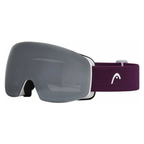 Head GALACTIC FMR sivá - Dámske lyžiarske okuliare