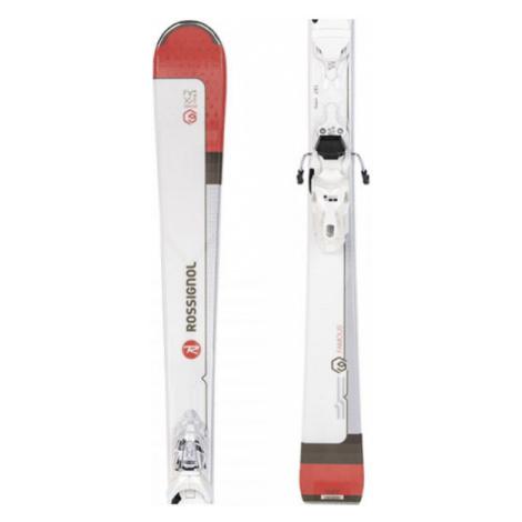 Rossignol FAMOUS 9 + XPRESS W 10 - Dámske zjazdové lyže