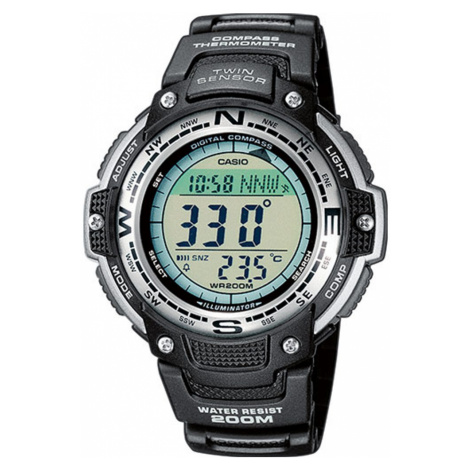 Casio Pro Trek Chronograph