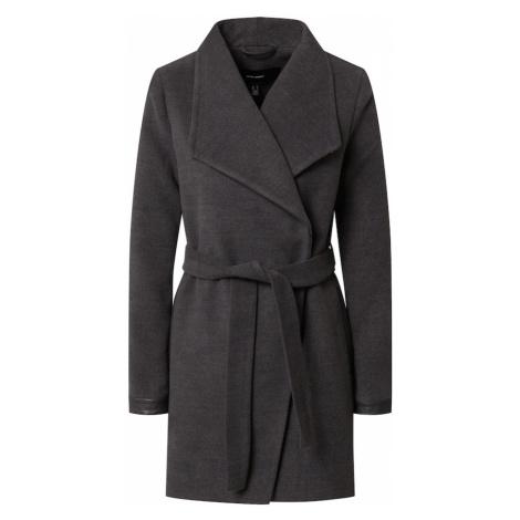 VERO MODA Prechodný kabát 'Sissel'  tmavosivá