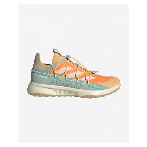 adidas Performance Terrex Voyager 21 Outdoor obuv Zelená Oranžová