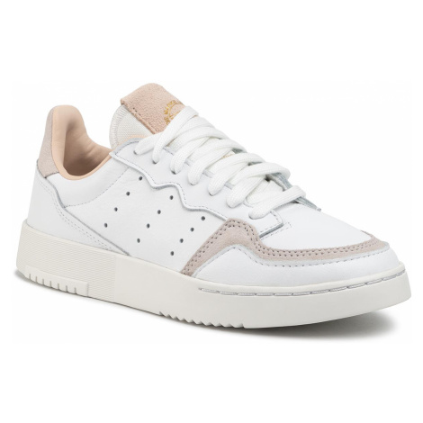 Topánky adidas - Supercourt J EE8795  Ftwwht/Ftwwht/Crywht