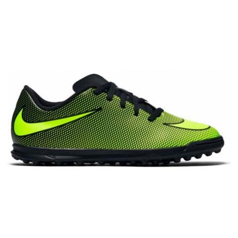 Nike BRAVATA II TF JR zelená - Detské turfy