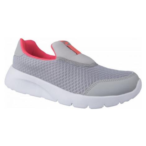Lotto MEGALIGHT LF CL sivá - Detská voľnočasová obuv
