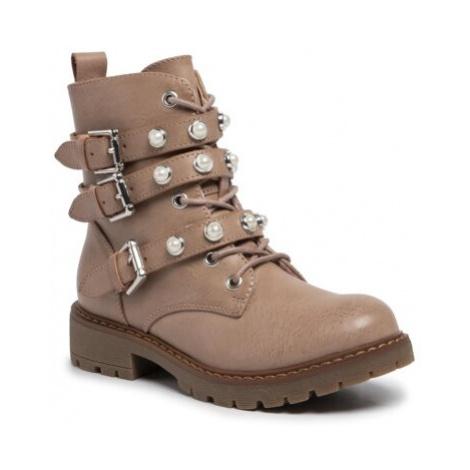 Šnurovacia obuv Nelli Blu CS2665-02 Ekologická koža/-Ekologická koža
