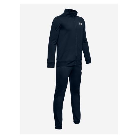 Súprava Under Armour Knit Track Suit Modrá