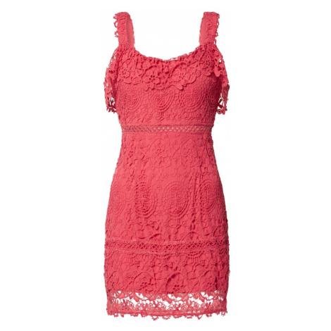Love Triangle Kokteilové šaty 'Candy Crush'  červená