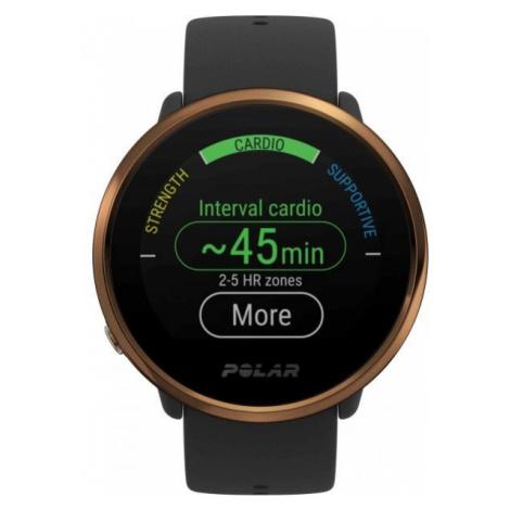 POLAR IGNITE hnedá - Multišportové hodinky s GPS a záznamom tepovej frekvencie