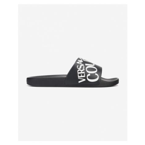 Versace Jeans Couture Šľapky Čierna