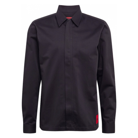 HUGO Prechodná bunda 'Epino'  čierna Hugo Boss