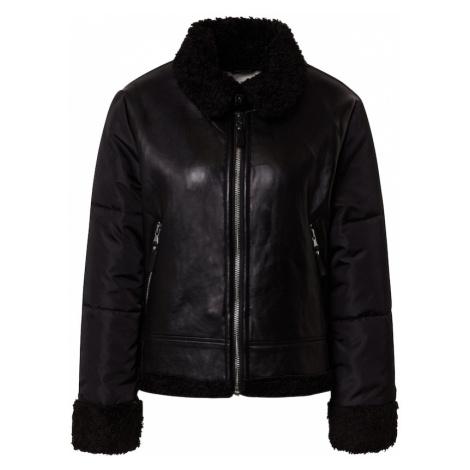BE EDGY Prechodná bunda 'Sierra'  čierna