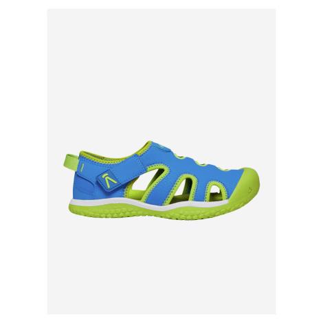 Topánky Keen Stingray Y Brilliant Blue/Chartreuse Us Modrá