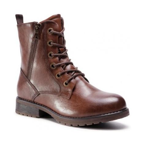 Šnurovacia obuv Jenny Fairy WS0312-01 Ekologická koža/-Ekologická koža