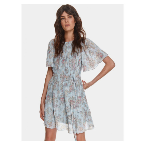 TOP SECRET plisované šaty