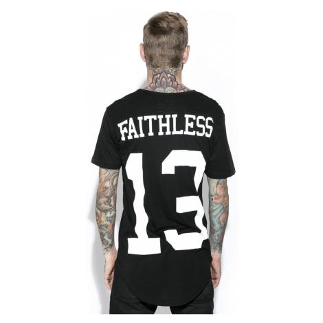 tričko BLACK CRAFT Faithless 13 Čierna