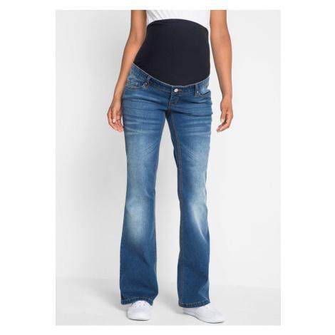 Materské džínsy, Bootcut