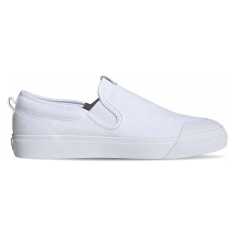 adidas Nizza Slip On-10.5 biele EF1185-10.5