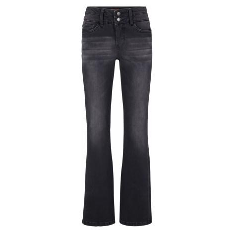Strečové džínsy so shaping efektom BOOTCUT bonprix