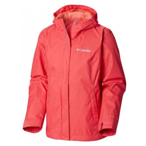 Columbia ARCADIA JACKET červená - Detská bunda