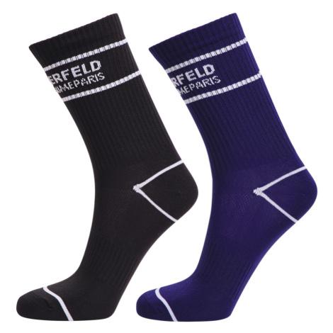 Ponožky Karl Lagerfeld Essential Socks