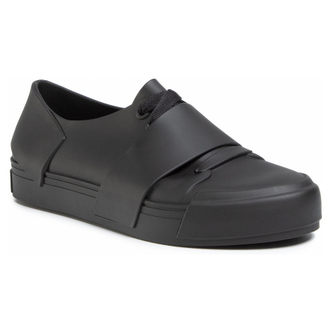 Poltopánky MELISSA - Crew Low Ad 32815  Black/Black 50481