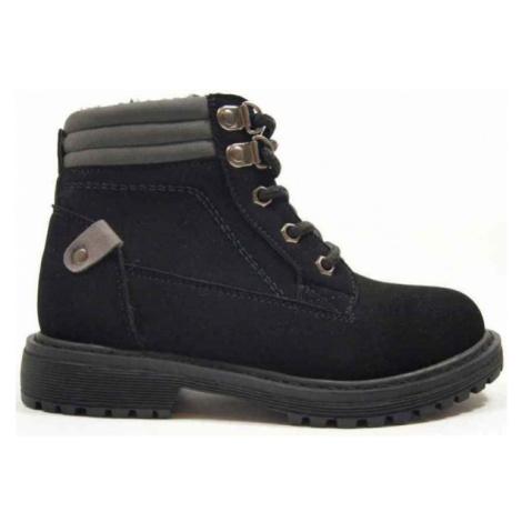 Junior League OSCAR čierna - Detská obuv