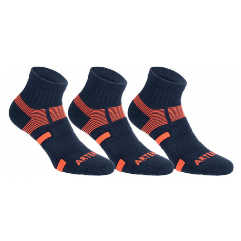 ARTENGO Ponožky Rs 560 Stredné 3 Páry