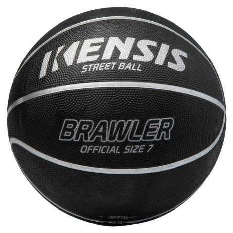 Kensis BRAWLER7 čierna - Basketbalová lopta