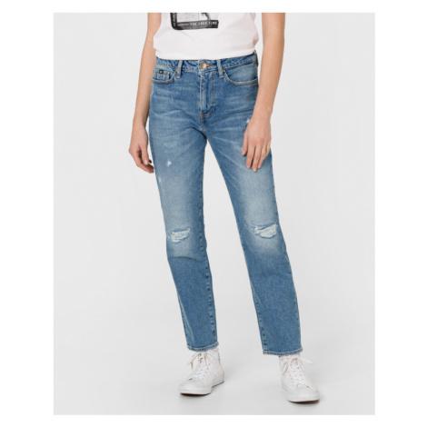 GAS Daila Jeans Modrá