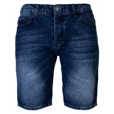 Pánske riflové šortky Classic modré Just Rhyse