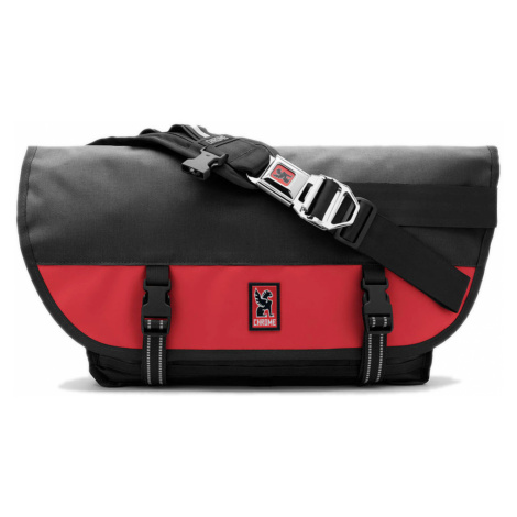 Chrome Industries CItizen Messanger Bag-One size čierne BG-002-BKRD-One size