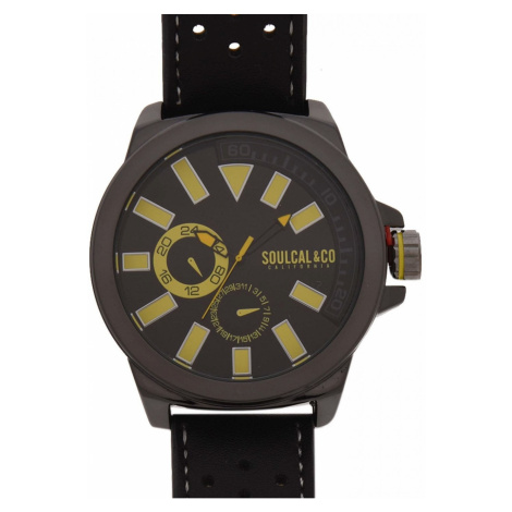 SoulCal Colour Block Watch Mens Soulcal & Co