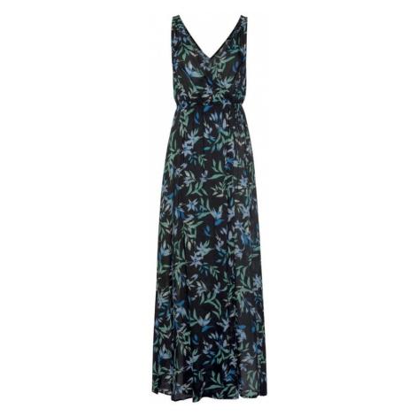 BUFFALO Večerné šaty  čierna / zmiešané farby