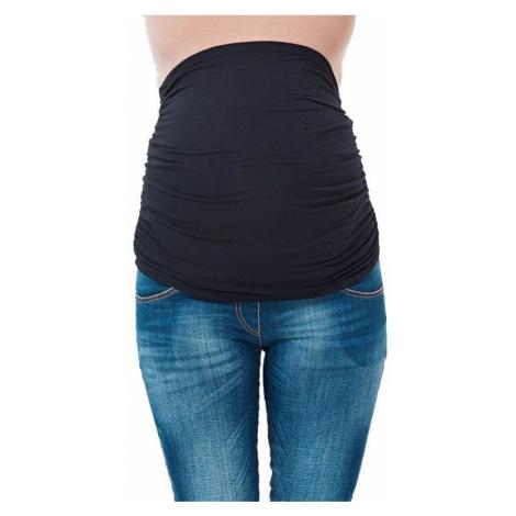 Tehotenský pás čierny