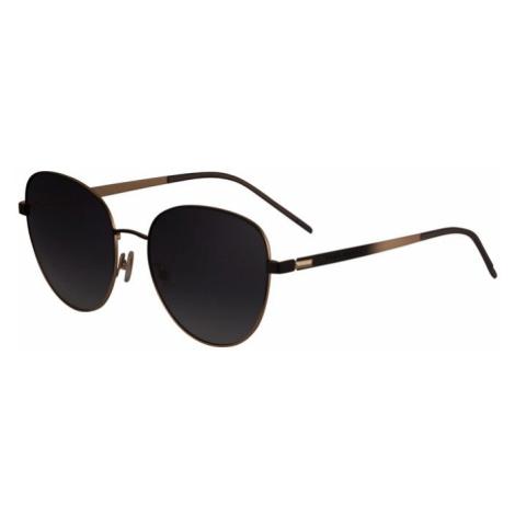 BOSS Casual Slnečné okuliare '1161/S'  zlatá / čierna
