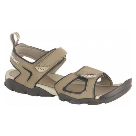 QUECHUA Sandále Nh100 Béžové