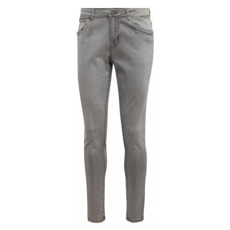 Urban Classics Džínsy 'Relaxed Fit Jeans'  sivý denim