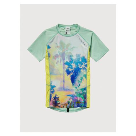 Tričko O´Neill Pg Zuma Beach S/Slv Skin Zelená