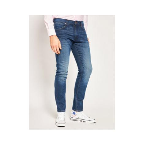 Wrangler Slim fit džínsy Lartson W18SQ250A Tmavomodrá Slim Fit