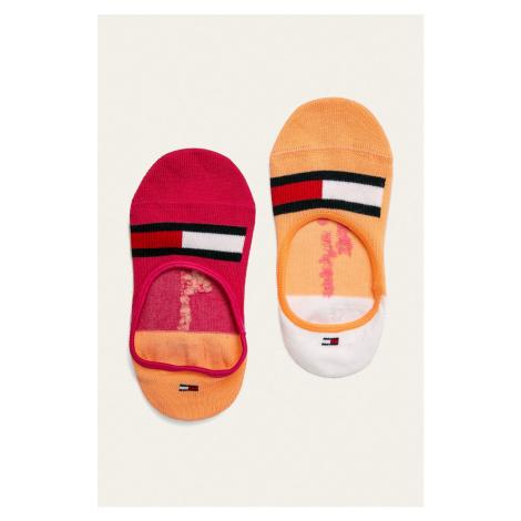 Tommy Hilfiger - Detské členkové ponožky (2 pak)